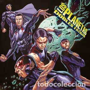 LOS PLANETAS – DOBLES FATIGAS - MAXI VINILO A ESTRENAR (Música - Discos de Vinilo - Maxi Singles - Grupos Españoles de los 90 a la actualidad)