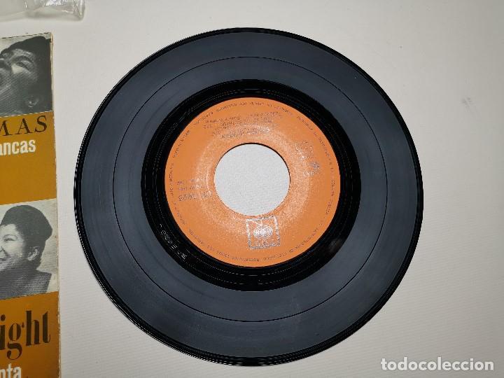 Discos de vinilo: MAHALIA JACKSON - WHITE CHRISTMAS + 3 - EP 5925 CBS 1966 - Foto 2 - 197761900