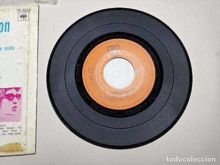 Discos de vinilo: MAHALIA JACKSON - WHITE CHRISTMAS + 3 - EP 5925 CBS 1966 - Foto 8 - 197761900