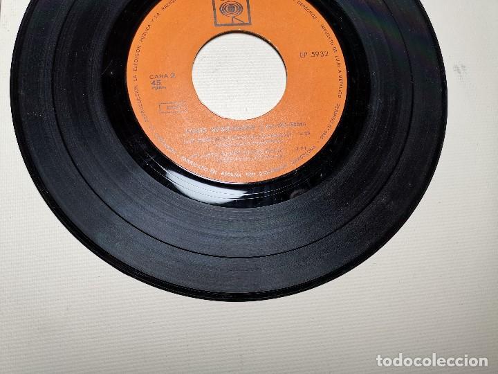 Discos de vinilo: LOUIS ARMSTRONG / LA CUCARACHA / OLD MAN MOSE + 2 (EP 1965) - Foto 8 - 197763876
