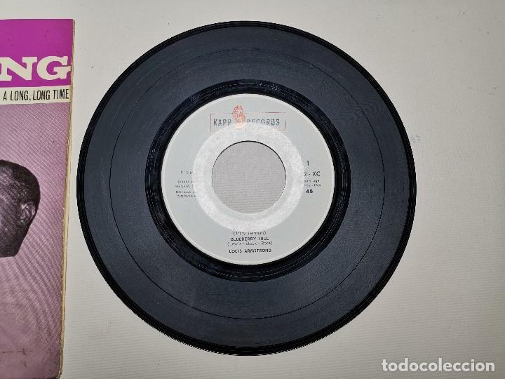 Discos de vinilo: Louis armstrong ep hello,dolly! + 3 España 1964 - Foto 3 - 197764325
