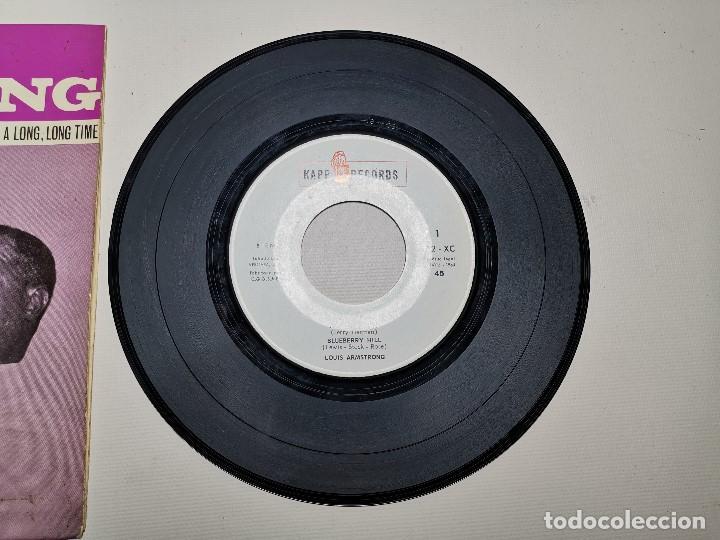 Discos de vinilo: Louis armstrong ep hello,dolly! + 3 España 1964 - Foto 4 - 197764325