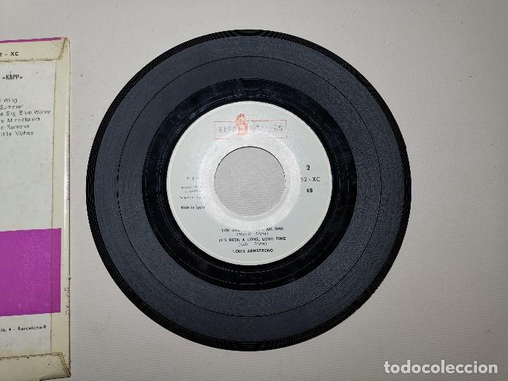 Discos de vinilo: Louis armstrong ep hello,dolly! + 3 España 1964 - Foto 6 - 197764325