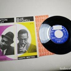 Discos de vinilo: WYNTON KELLY/BLUE MITCHELL-I'LL CLOSE MY EYES/ WHEN I FALL IN LOVE- EDICION ESPAÑOLA -RIVERSIDE 1964. Lote 197764862
