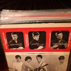 Discos de vinilo: THE KENTS / MAIS REGARDE LES DONC / YIAPASON. Lote 197772283
