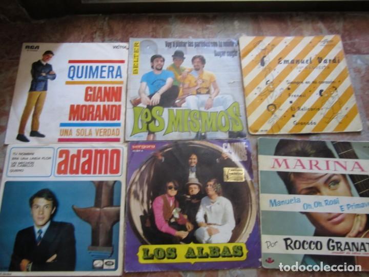 DISCOS DE VINILO AÑOS 50 A LOS 60 (Música - Discos - Singles Vinilo - Solistas Españoles de los 50 y 60)