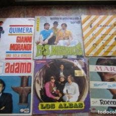 Discos de vinilo: DISCOS DE VINILO AÑOS 50 A LOS 60 . Lote 197779626