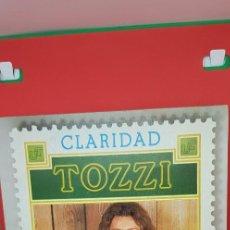 Discos de vinilo: UMBERTO TOZZI. 'CLARIDAD' 1980 SINGLE. Lote 197780061