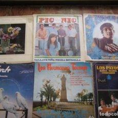 Discos de vinilo: DISCOS DE AÑOS 60 -70 . Lote 197784137