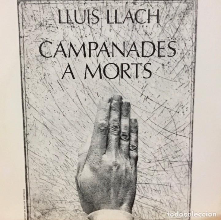 LLUIS LLACH - CAMPANADES A MORTS (Música - Discos - LP Vinilo - Cantautores Españoles)