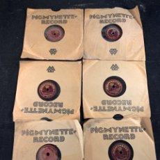 Discos de vinilo: 6 DISCOS. Lote 197797537