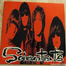 Discos de vinilo: SCIENTISTS – A POX ON YOU EP 1989. Lote 197799038