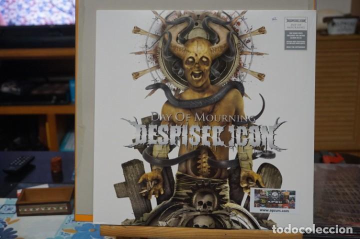 (LP-NUEVO PRECINTADO) / DESPISED ICON – DAY OF MOURNING - CENTURY MEDIA – 88985332361 - ALEMANIA (Música - Discos - LP Vinilo - Heavy - Metal)