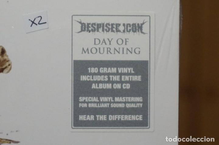 Discos de vinilo: (LP-NUEVO PRECINTADO) / Despised Icon – Day Of Mourning - Century Media – 88985332361 - Alemania - Foto 2 - 197800680