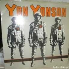 Discos de vinilo: DAVE HOWARD SINGERS YON YONSON MAXISINGLE VINILO IMPORT ENGLAND 1987. Lote 197818593