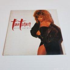Discos de vinilo: TINA TURNER - BREAK EVERY RULE - LP. Lote 197826357