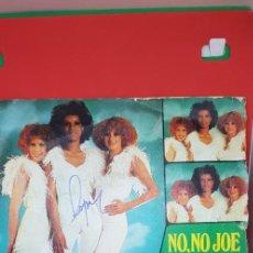 Discos de vinilo: SILVER CONVENTION ' NO,NO,JOE' 1976 SINGLE. Lote 197828437