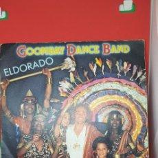 Discos de vinilo: GOOMBAY DANCE BAND 'EL DORADO' SINGLE 1980. Lote 197831032