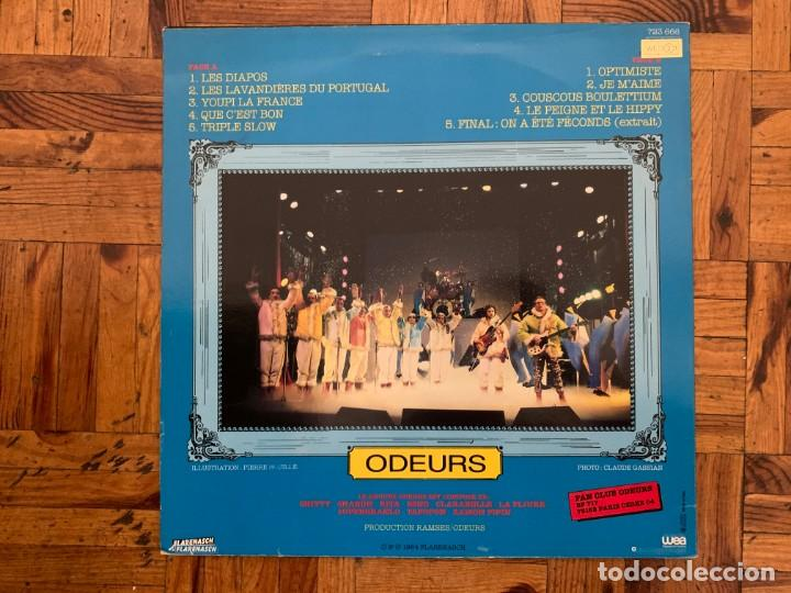 Discos de vinilo: Odeurs – Enregistrement Public Label: Flarenasch – 723 666, Flarenasch – 723.666 Format: Vinyl - Foto 2 - 197833313