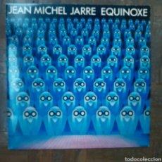 Discos de vinilo: JEAN MICHEL JARRE. EQUINOXE. POLYDOR 23 02 074 ST 33. 1978.. Lote 197843147