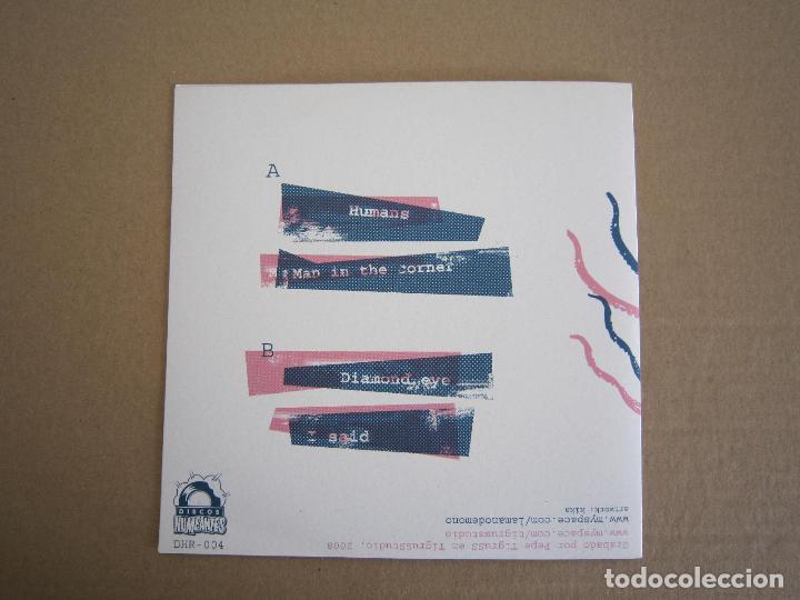Discos de vinilo: HAPPY / PUNK / NEW WAVE - MANO DE MONO - 2008 - ASTURIAS - Foto 2 - 197851407