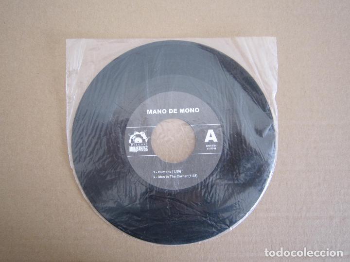 Discos de vinilo: HAPPY / PUNK / NEW WAVE - MANO DE MONO - 2008 - ASTURIAS - Foto 3 - 197851407