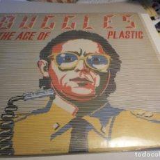 Discos de vinilo: LP THE BUGGLES. THE AGE OF PLASTIC ISLAND 1980 SPAIN CONSERVA FUNDA INTERIOR. PROBADO BIEN SEMINUEVO. Lote 197851800