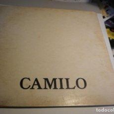 Discos de vinilo: LP CAMILO. CAMILO SESTO. ARIOLA 1974 SPAIN CARPETA DOBLE (PROBADO Y BIEN). Lote 197852541