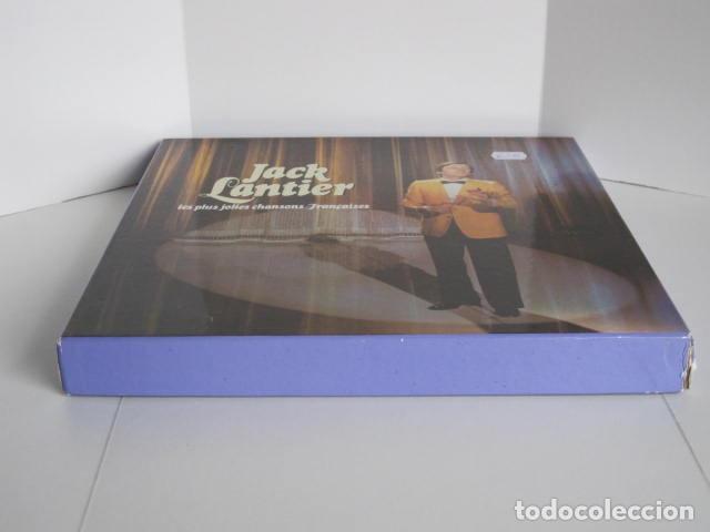 Discos de vinilo: LP JACK LANTIER. LES PLUS JOLIES CHANSONS FRANçAISES. 10 DISQUES. 1982. VOGUE P.I.P. - Foto 2 - 197855537