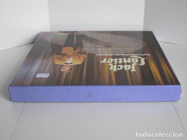 Discos de vinilo: LP JACK LANTIER. LES PLUS JOLIES CHANSONS FRANçAISES. 10 DISQUES. 1982. VOGUE P.I.P. - Foto 3 - 197855537