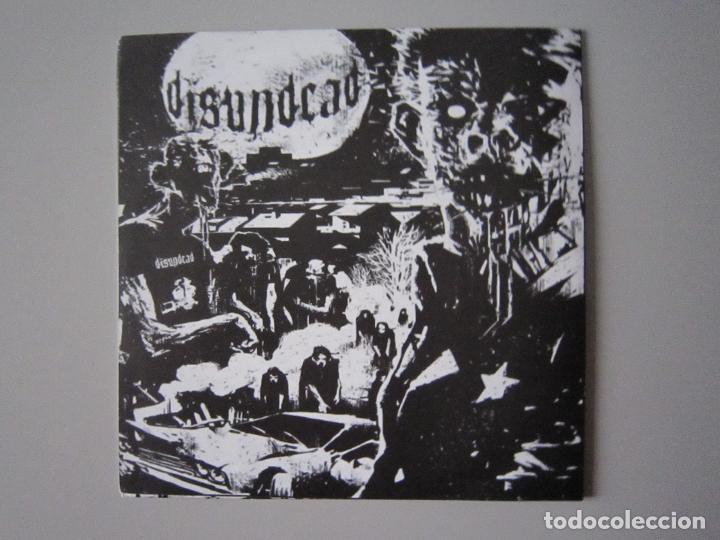 Discos de vinilo: SPLIT CRUST- ATEH Y DISUNDEAD - 2005 - BARCELONA - Foto 2 - 197856556