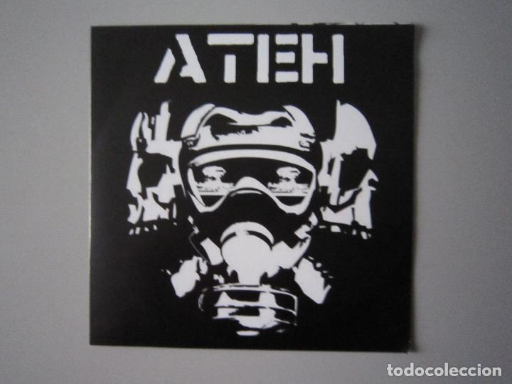 SPLIT CRUST- ATEH Y DISUNDEAD - 2005 - BARCELONA (Música - Discos de Vinilo - EPs - Punk - Hard Core)
