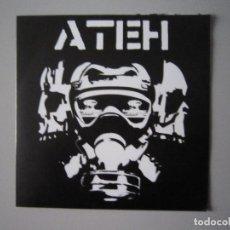 Discos de vinilo: SPLIT CRUST- ATEH Y DISUNDEAD - 2005 - BARCELONA. Lote 197856556