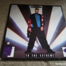 Discos de vinilo: VANILLA ICE-TO THE EXTREM. LP ESPAÑA. Lote 197856851