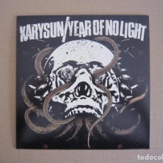 Discos de vinilo: SPLIT H.C. / DOOM METAL - KARYSUN Y YEAR OF NO LIGHT - 2005. Lote 197858015