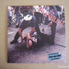 Discos de vinilo: SPLIT PUNK ROCK - ROTTEN BOIOS Y THE TWINKLES - 1995. Lote 197859275