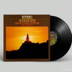 Discos de vinilo: KITARO AND THE LONDON SYMPHONY ORCHESTRA ?– SILK ROAD SUITE. Lote 197863052