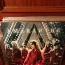 Discos de vinilo: AMARANTHE / THE NEXUS / GATEFOLD / SPINEFARM 2013. Lote 197865915