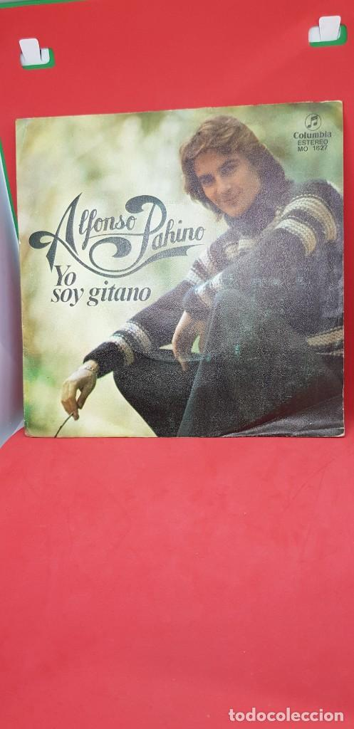 Alfonso Pahino Yo Soy Gitano 1978 Single Buy Vinyl Singles Flamenco Music Copla And Cuplé At Todocoleccion 197868166