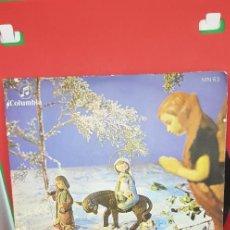Discos de vinilo: CORO Y RONDALLA ALEGRÍA (VILLANCICOS) SINGLE 1969. Lote 197868387