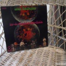 Discos de vinilo: IRON BUTTERFLY – IN-A-GADDA-DA-VIDA.LP ORIGINAL USA 1968.ATCO RECORDS – SD 33-250 . Lote 197868582