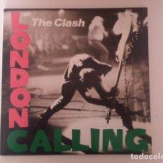 Discos de vinil: THE CLASH - LONDON CALLING (VINILO DOBLE 180 GR). Lote 197871068