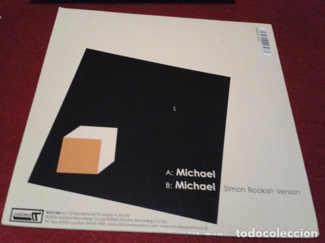 Discos de vinilo: SINGLE VINILO ( Franz Ferdinand – Michael ) 2004 domino Art Rock, Pop Rock, Indie Rock - Foto 2 - 197876738