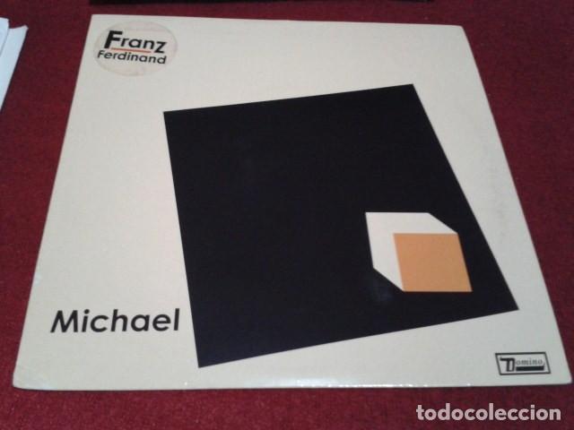 Discos de vinilo: SINGLE VINILO ( Franz Ferdinand – Michael ) 2004 domino Art Rock, Pop Rock, Indie Rock - Foto 3 - 197876738