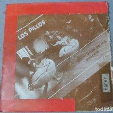 Discos de vinilo: SINGLE DE LOS PILLOS. PROMOCIONAL EXCLUSIVO RADIO.. Lote 197894763