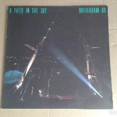 Discos de vinilo: MARIANO LOZANO PLATAS ( SEPTIMO SELLO ) - A FIELD IN THE SKY LP 1987 MUSIC AMBIENT EDICION ESPAÑOLA. Lote 197895632