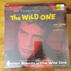 Discos de vinilo: SALVAJE (THE WILD ONE) LEITH STEVENS. Lote 197900607