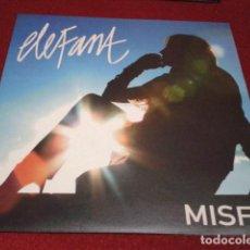 Discos de vinilo: SINGLE VINILO ( ELEFANT – MISFIT ) 2004 SELLO: KEMADO RECORDS  KEM004 45 RPM . Lote 197902658