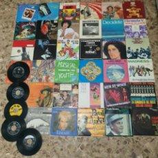 Discos de vinilo: LOTE 38 VINILOS CON DISTINTOS COMPOSITORES. Lote 197921250