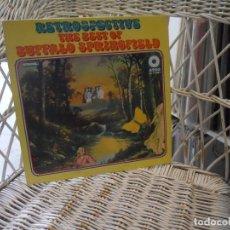 Discos de vinilo: BUFFALO SPRINGFIELD – RETROSPECTIVE.LP ORIGINAL USA 1969.ATCO RECORDS – SD 33-283 . Lote 197923077